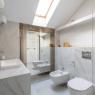 6 idei pentru a amenaja o baie mică